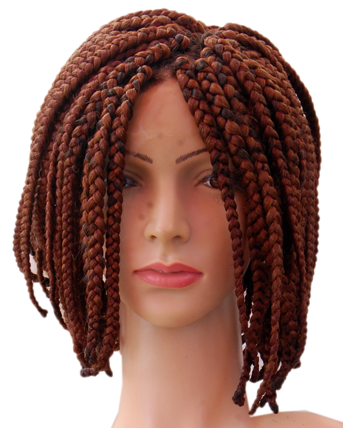 """selma lace front synthetic wig - 14"""" #4   n16,000"""