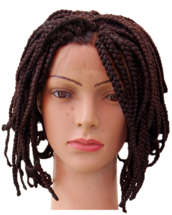 """selma lace front synthetic wig - 14"""" #2   n16,000"""