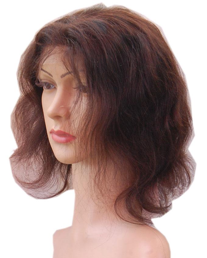 """brazilian lace wig straight - #2b   10""""   -   25,000"""