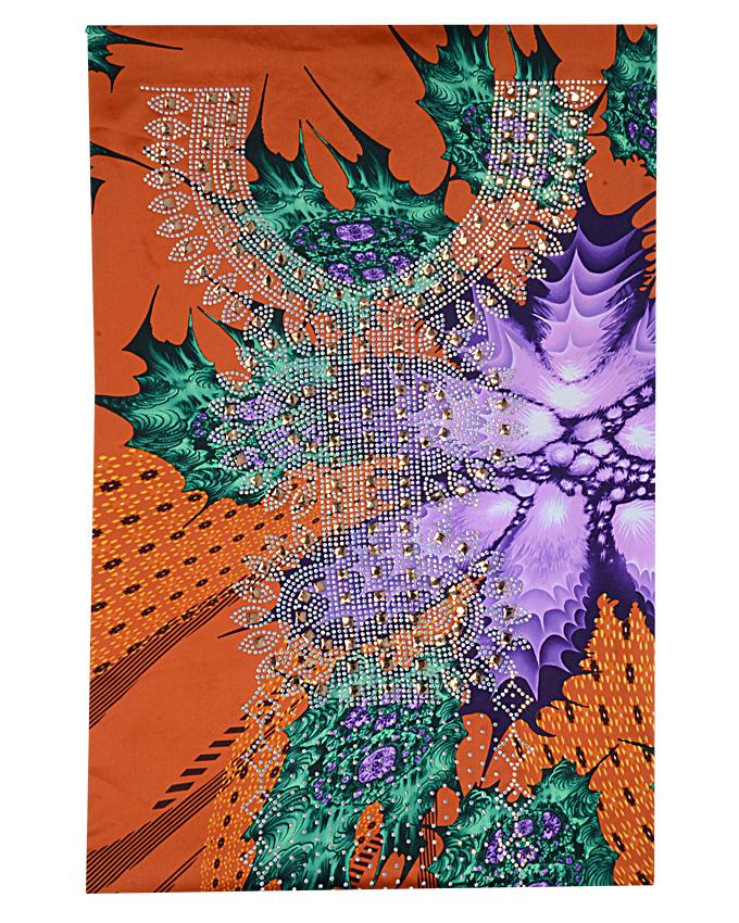 "husa studded fabric w 44"" l 108"" sleeve 18""    n15,000"