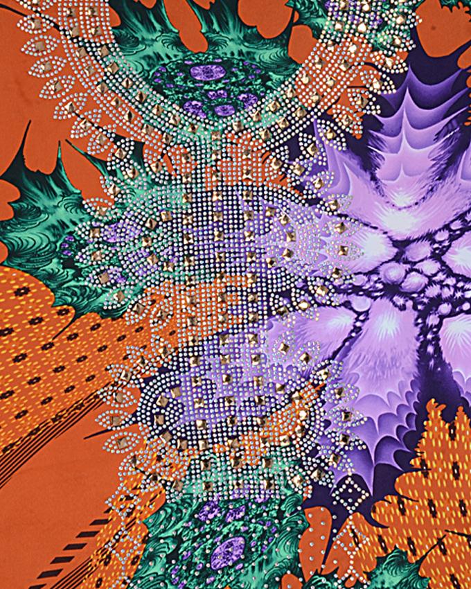 husa studded fabric     n15,000