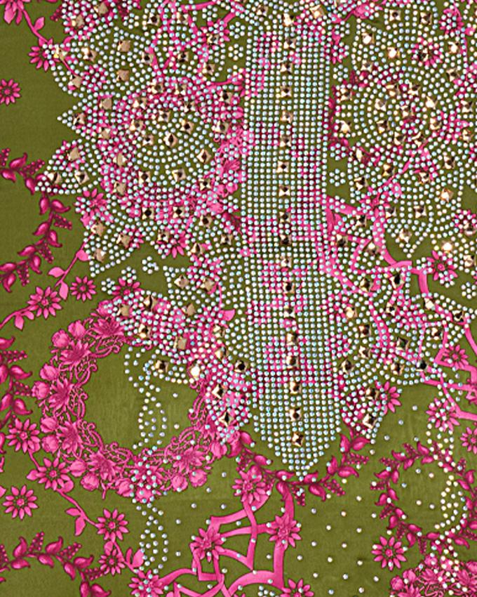 nugad studded fabric     n15,000