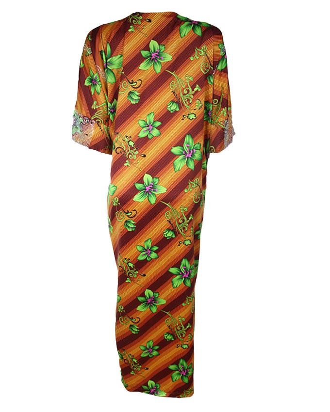 cub studded dress ( back view)   n20,000