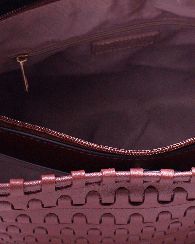 mayfair weave bag - maroon ( inside)   n25,000