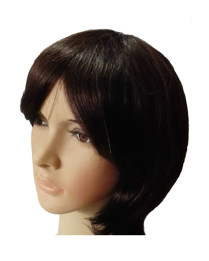 "mira human hair wig 2#33   12"" - 27,500  (last 2 left)"
