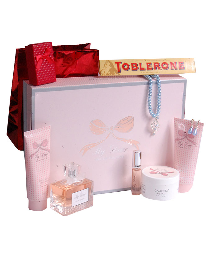 Find the Perfect Birthday or Anniversary Gift - Perfumes and Jewelry and Candy ... Ooh My!