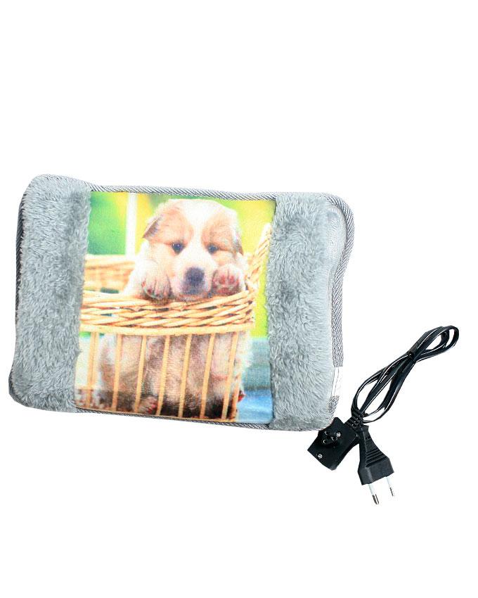 puppy in a basket - grey   n6,000