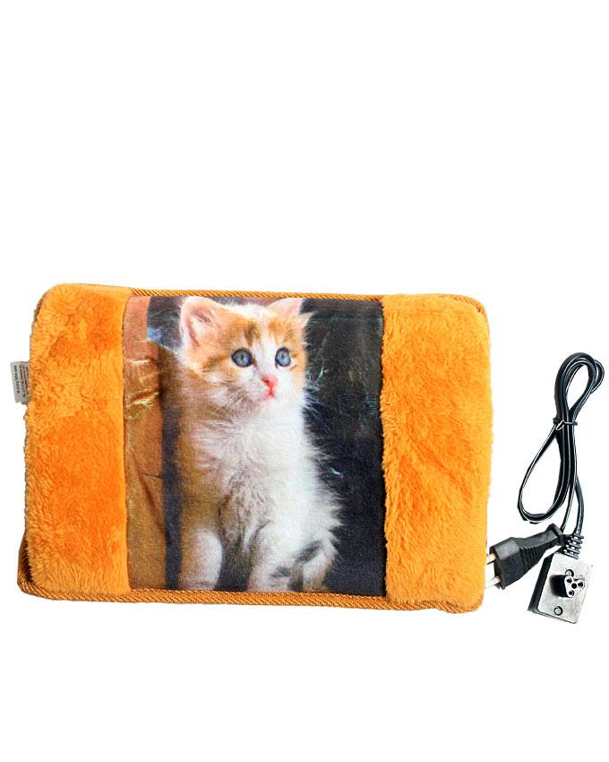 cute kitten - brown   n6,000