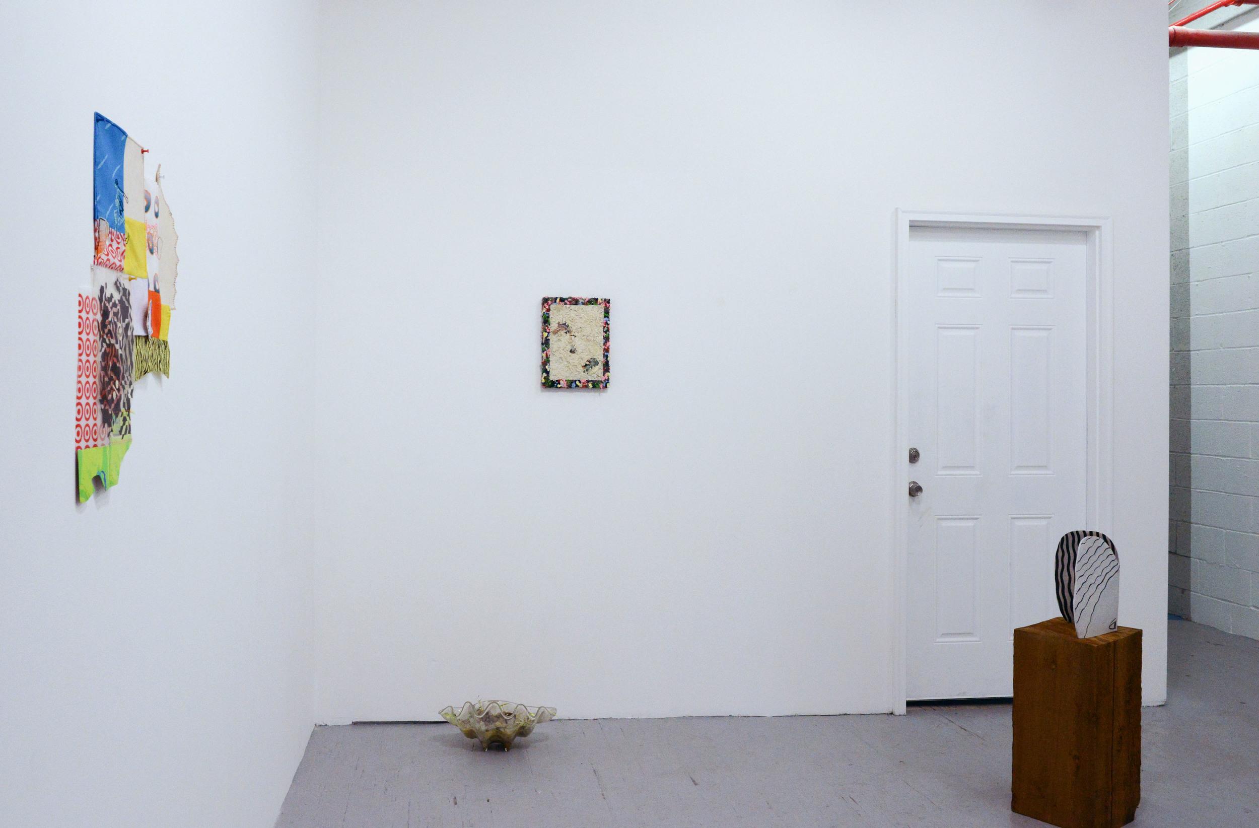 I Wish I Felt This Way At Home   Torrance Shipman Gallery, Brooklyn,NY  Oct - Nov 2015
