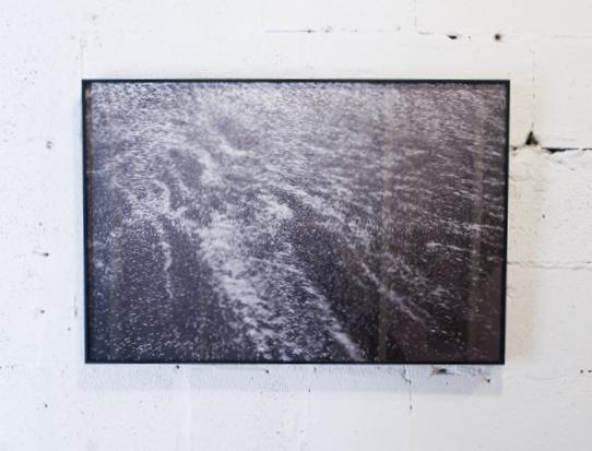 Michael Vallera   Run Up (Zuma)   Framed archival pigment print  2015