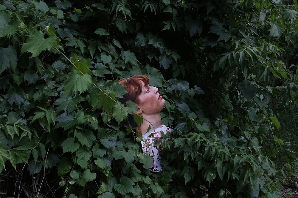 Ophelia     Trisha Holt   Single channel video, looped (video still)  2016