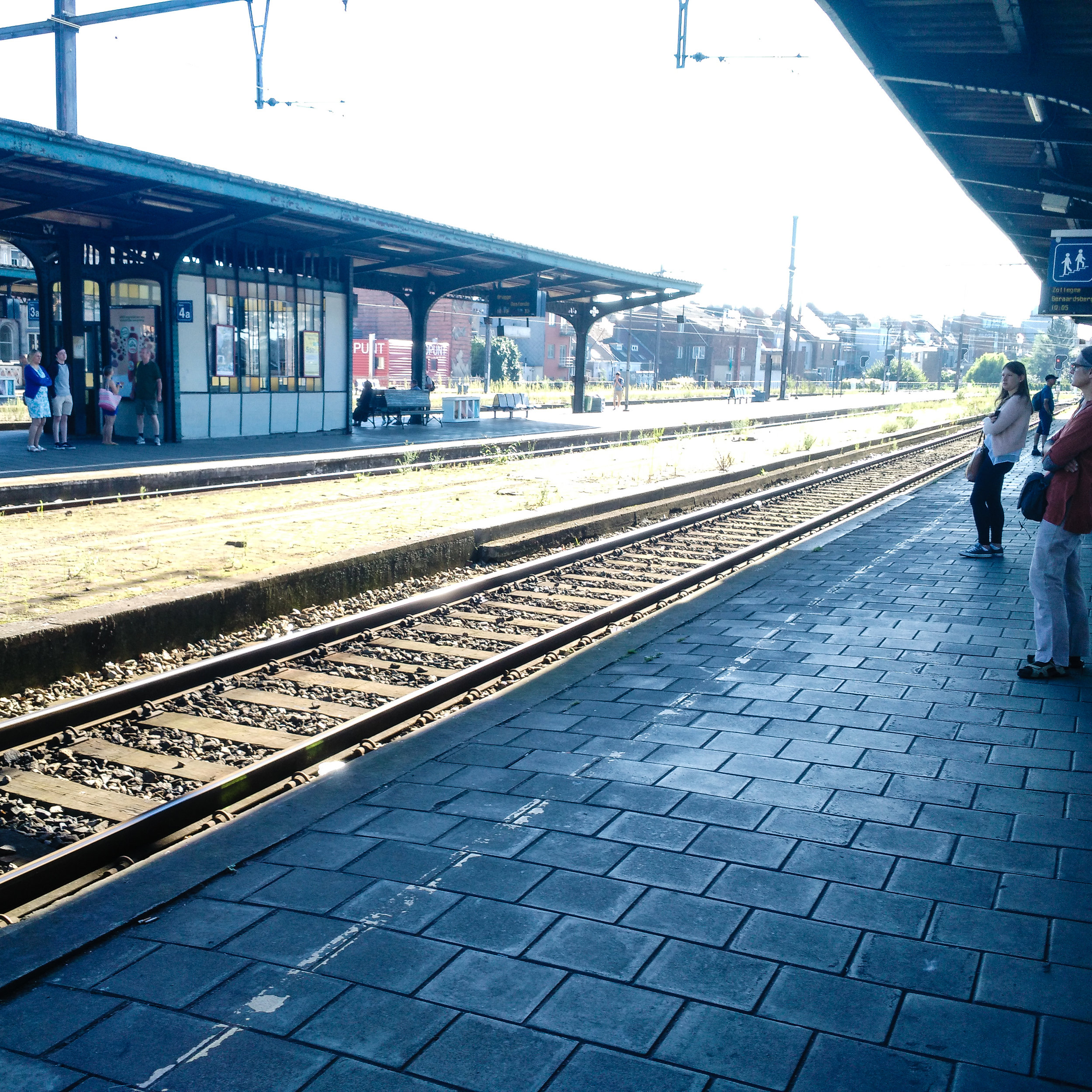 train, travel, Day in the life, press officer, procycling, cycling, expat, belgium