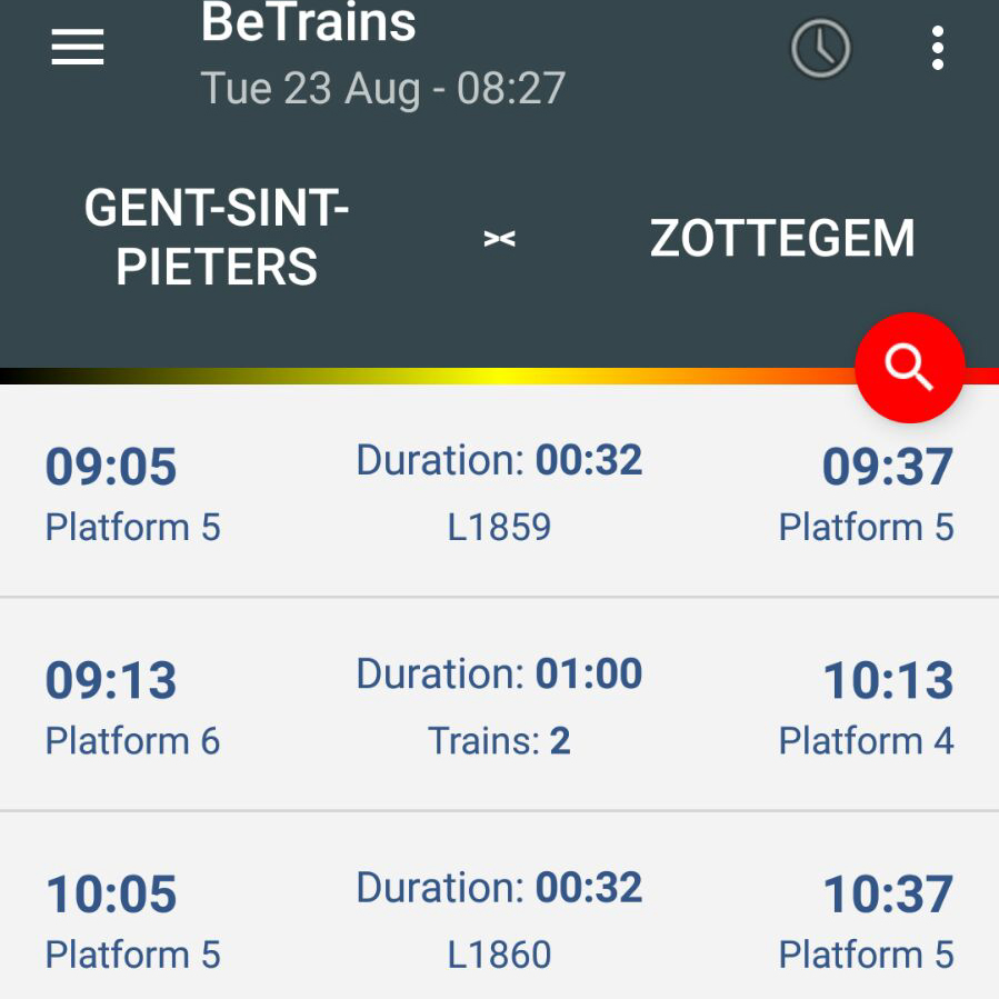 Day in the life, train, Gent, Zottegem, press officer, procycling, cycling, expat, belgium