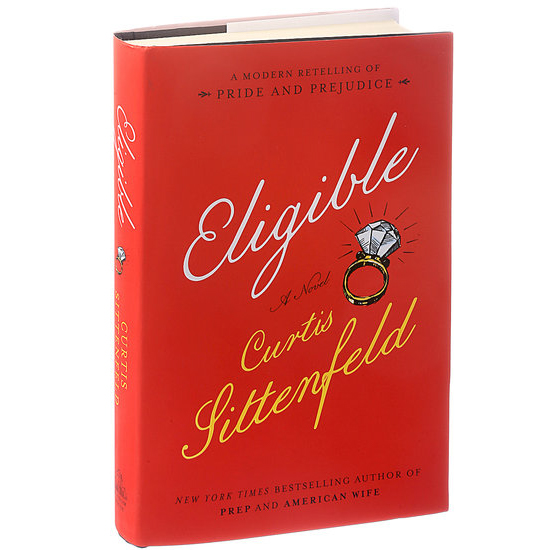 Eligible, Curtis Sittenfeld, Book, book review