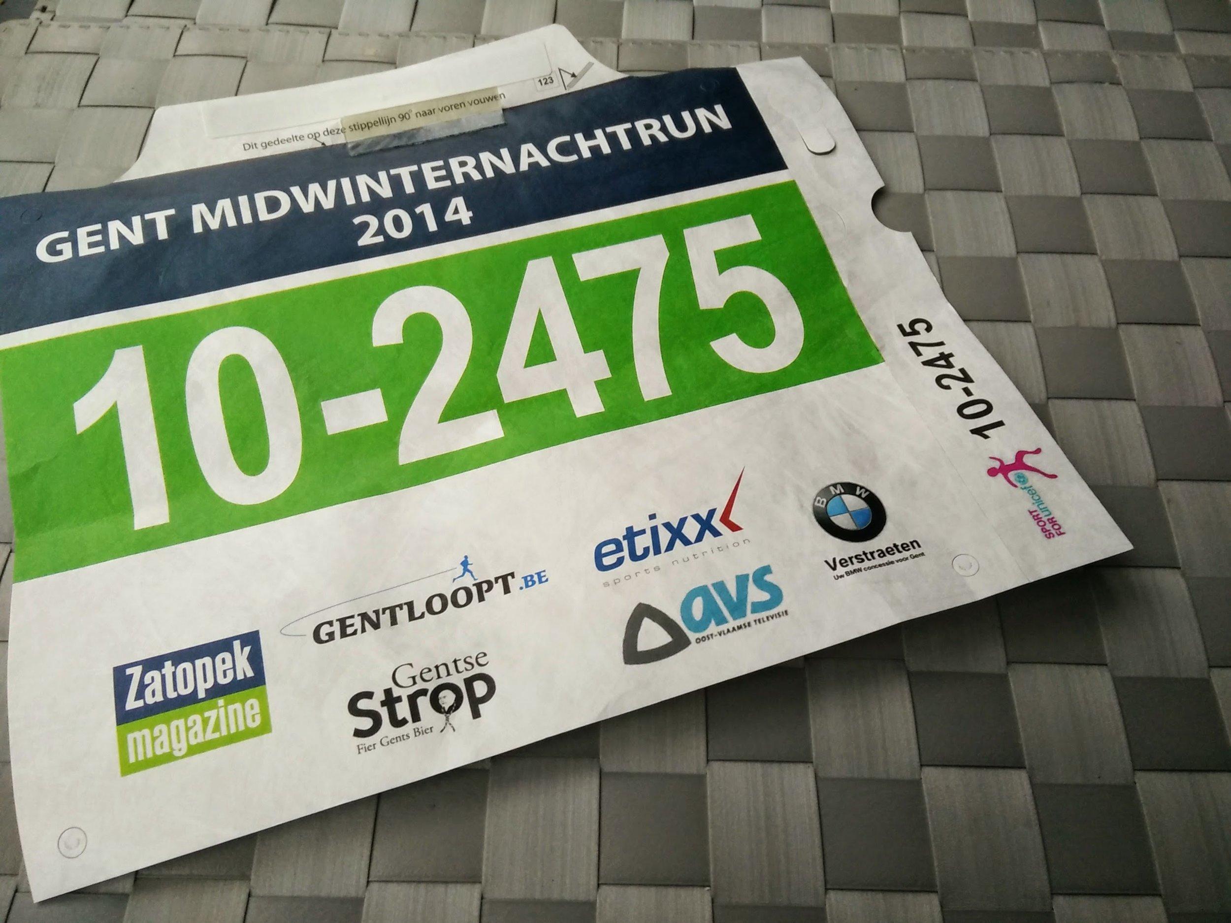 Even ran a 10k in Belgium.