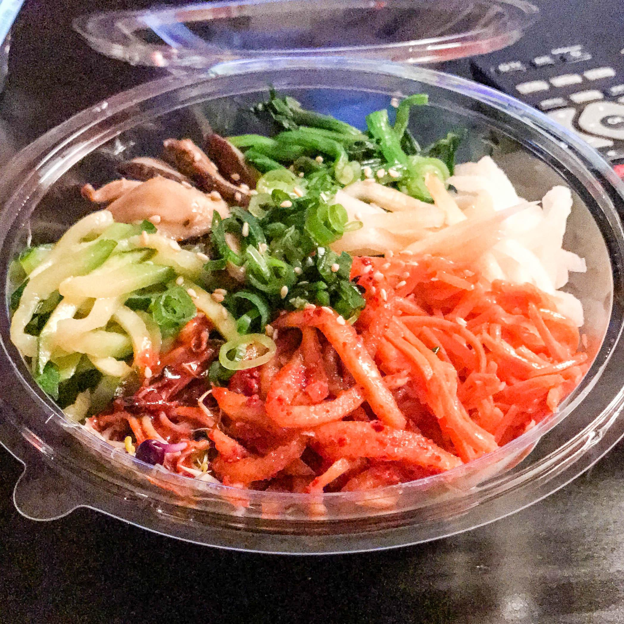 Gent Korean, Bibimbap Gent, bibimbap delivery, Deliveroo bibimbap