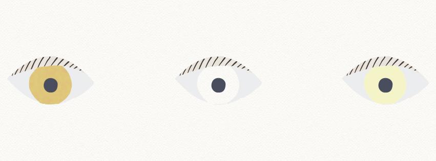"""Eyes"" illustration available on  Society6"