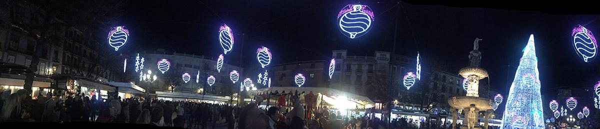 Plaza Bib Rambla