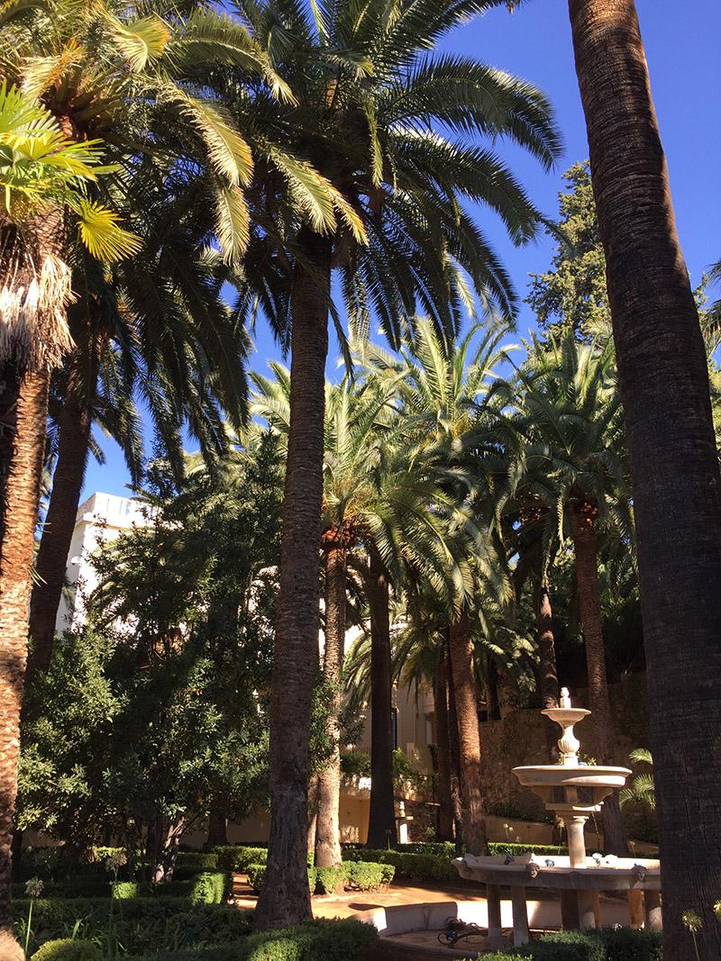 Jardines de Carmen de Los Martires