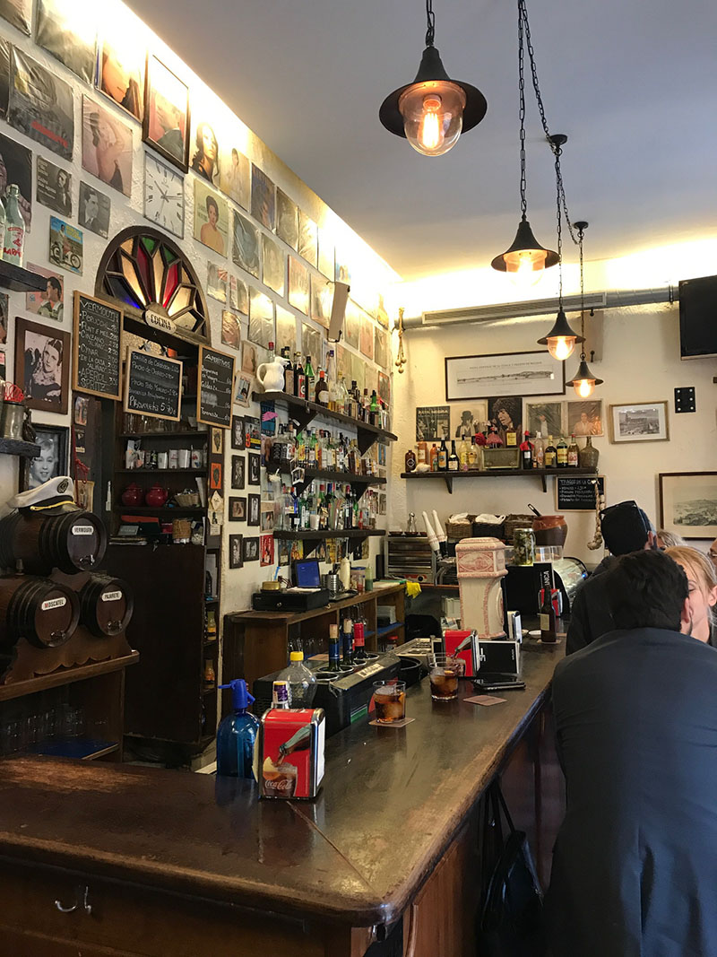 La Tranca, Malaga
