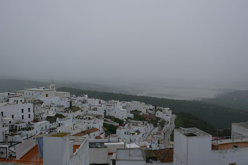 When we arrived... this gives you a flavour of what this Spring has been like in Andalucia!