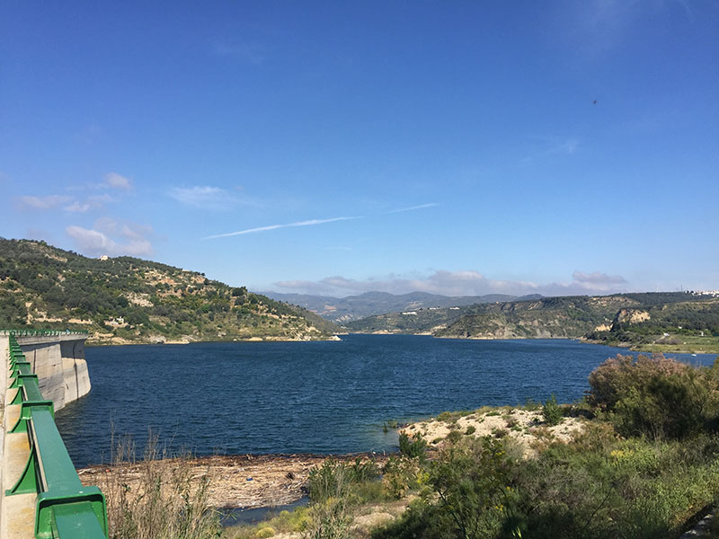 Beznar dam_Granada