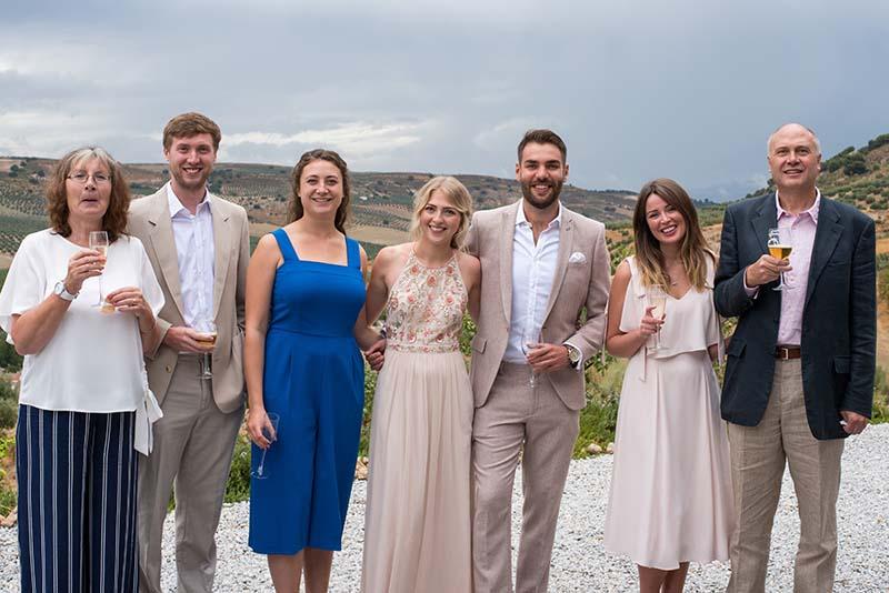Lynn, Charlie, Mattie, Lucie, George, Hannah, Kim   ©️ Sam Milling