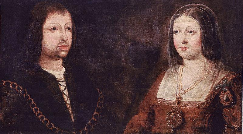 Isabel y Fernando. Los Reyes Catolicos