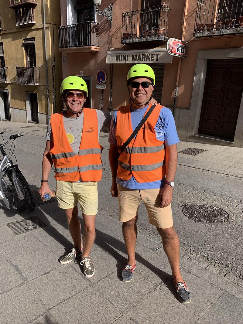 Andrew and Ian Baja Bikes.jpg