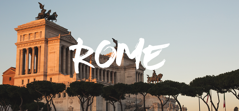 Rome Sam Gillespie