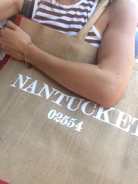 Until next time, Nantucket... (details:  dress (similar) )