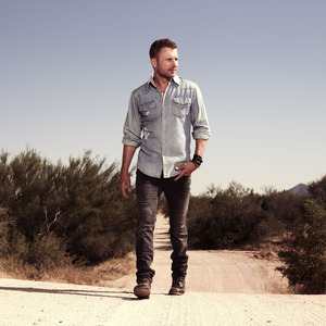 I could use some dusty trail blazing music (like anything Dierks Bentley) right about now. ( credit .)
