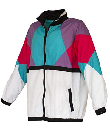 Shop  this perfectly retro jacket.