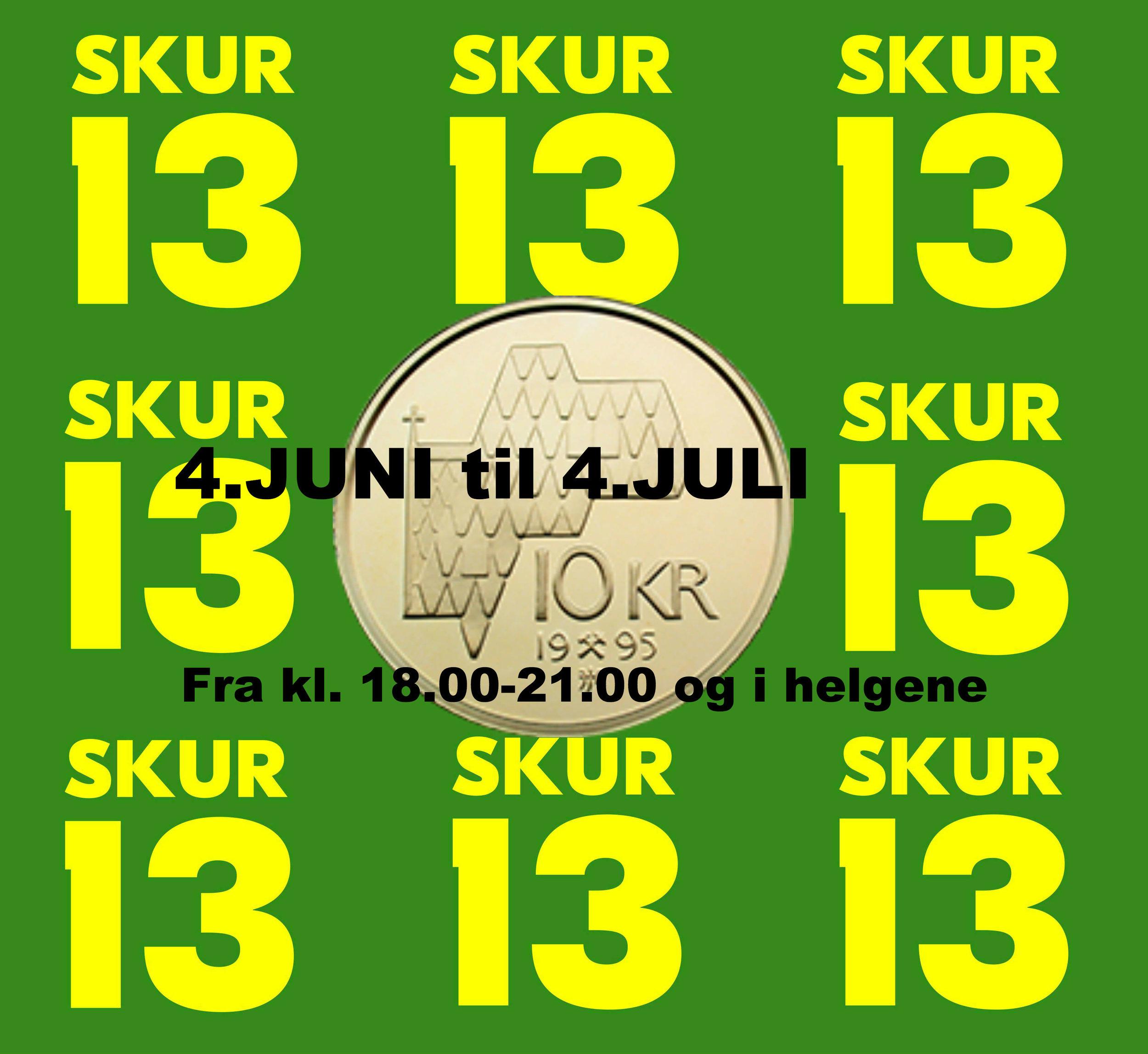 Skur13 10 korner