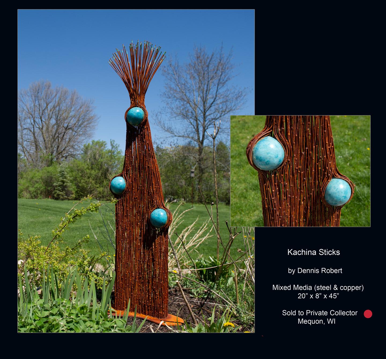 Dennis Robert-Kachina Sticks.jpg