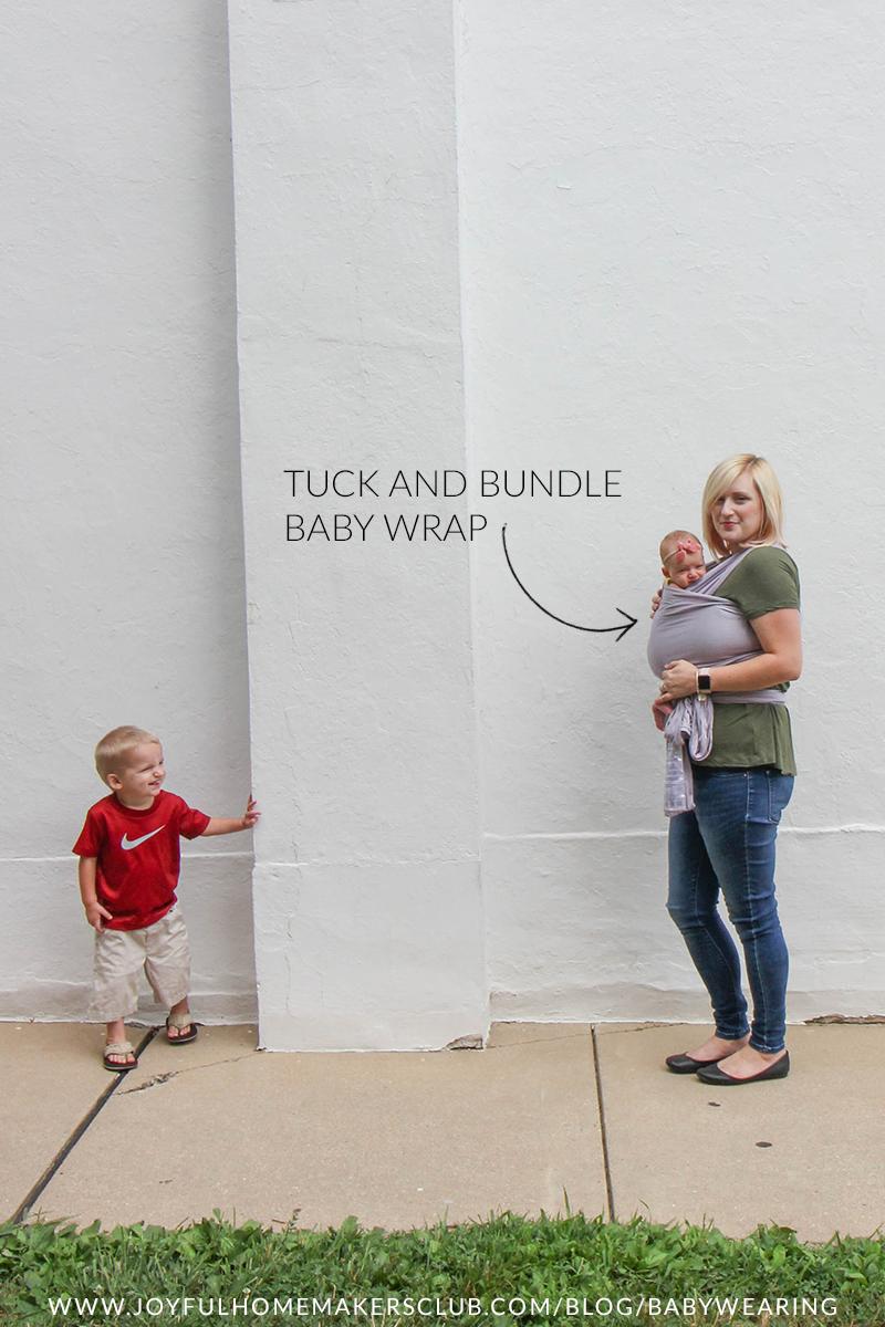 #sponsored meet the Tuck and Bundle #baby #carrier #babywearing #babygear