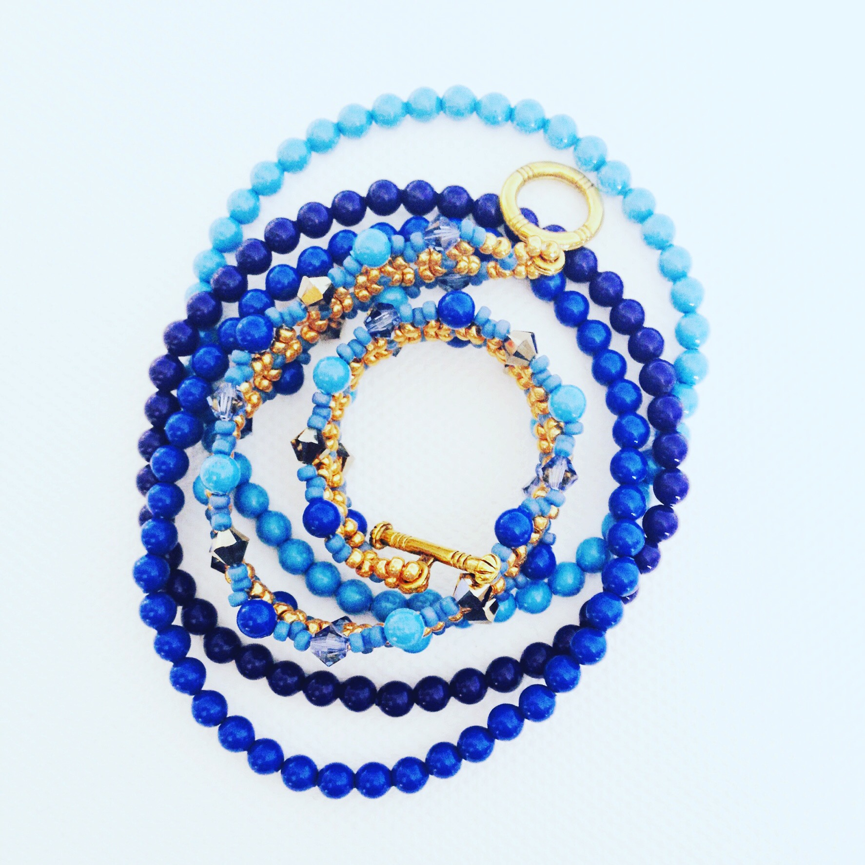 BEADED JEWELLERY WORKSHOP   -
