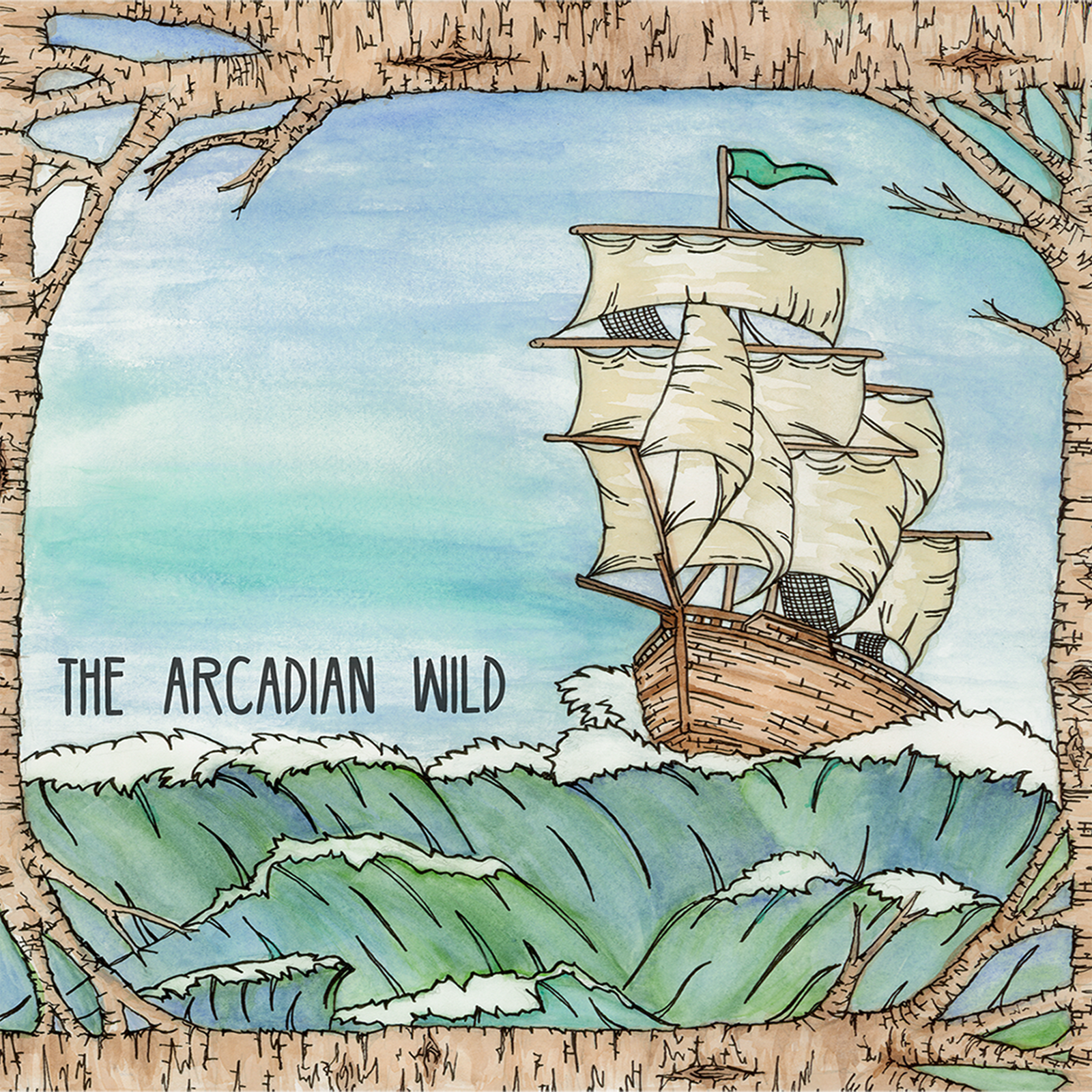 The Arcadian Wild (Instrumentals) (Vohnic).png