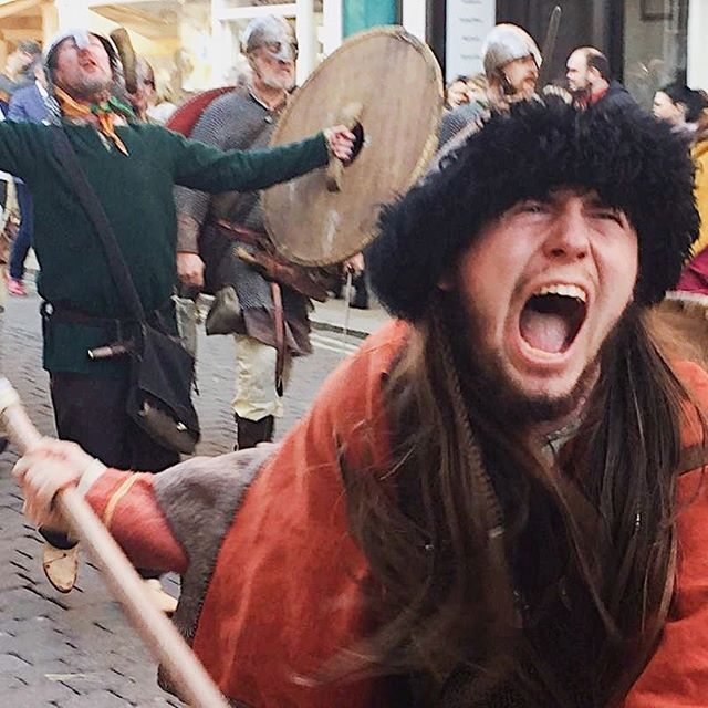 New blog post - Celebrate with the Norsemen at Jorvik Viking Festival, York Have a read through the link above 👆 We have just come back from a wonderful long weekend of Norse fun at the Jorvik Viking Festival in York.  Thor did not bring any thunder… I am not sure if that means he was happy or sad? I for one was very happy with the sun beaming down and the lack of raging storms. The whole event was brilliant. If you have even the slightest interest in vikings (or the amazing History Channel's series) I would recommend you go. Also, if like me you have a thing for grubby, long haired sweaty men with a penchant for natural fibres you will be in heaven….or valhalla!