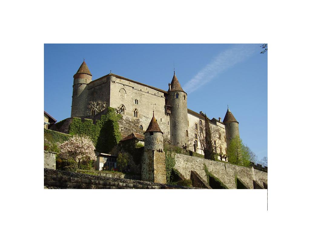 Grandson Castle