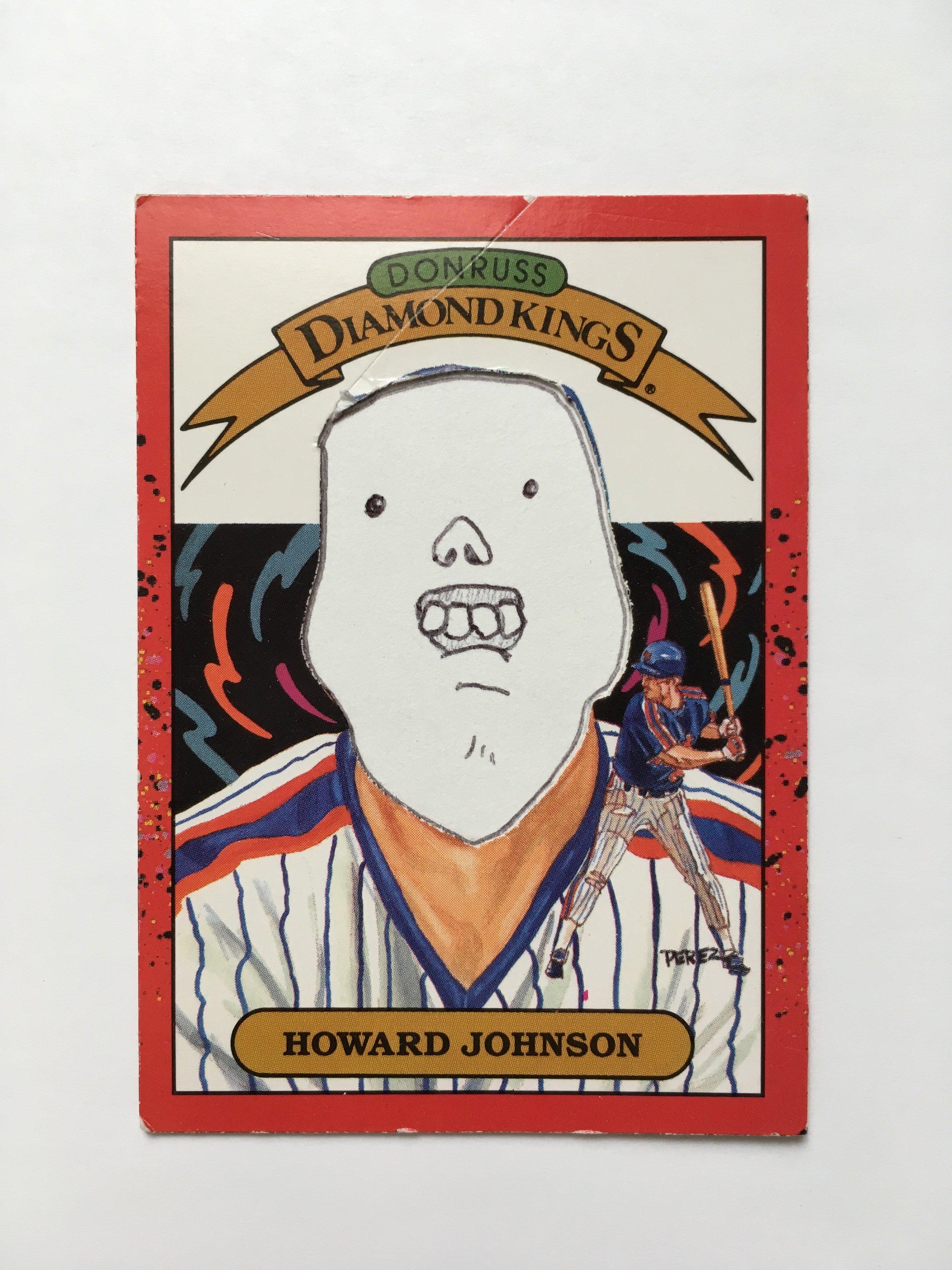 "Trading Cards | Handmade Book | 2x1.5"""