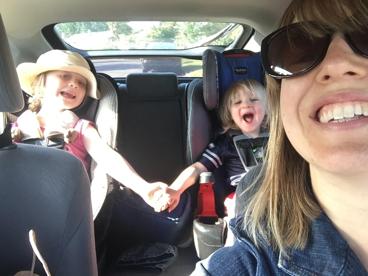 kg in car with kids.JPG