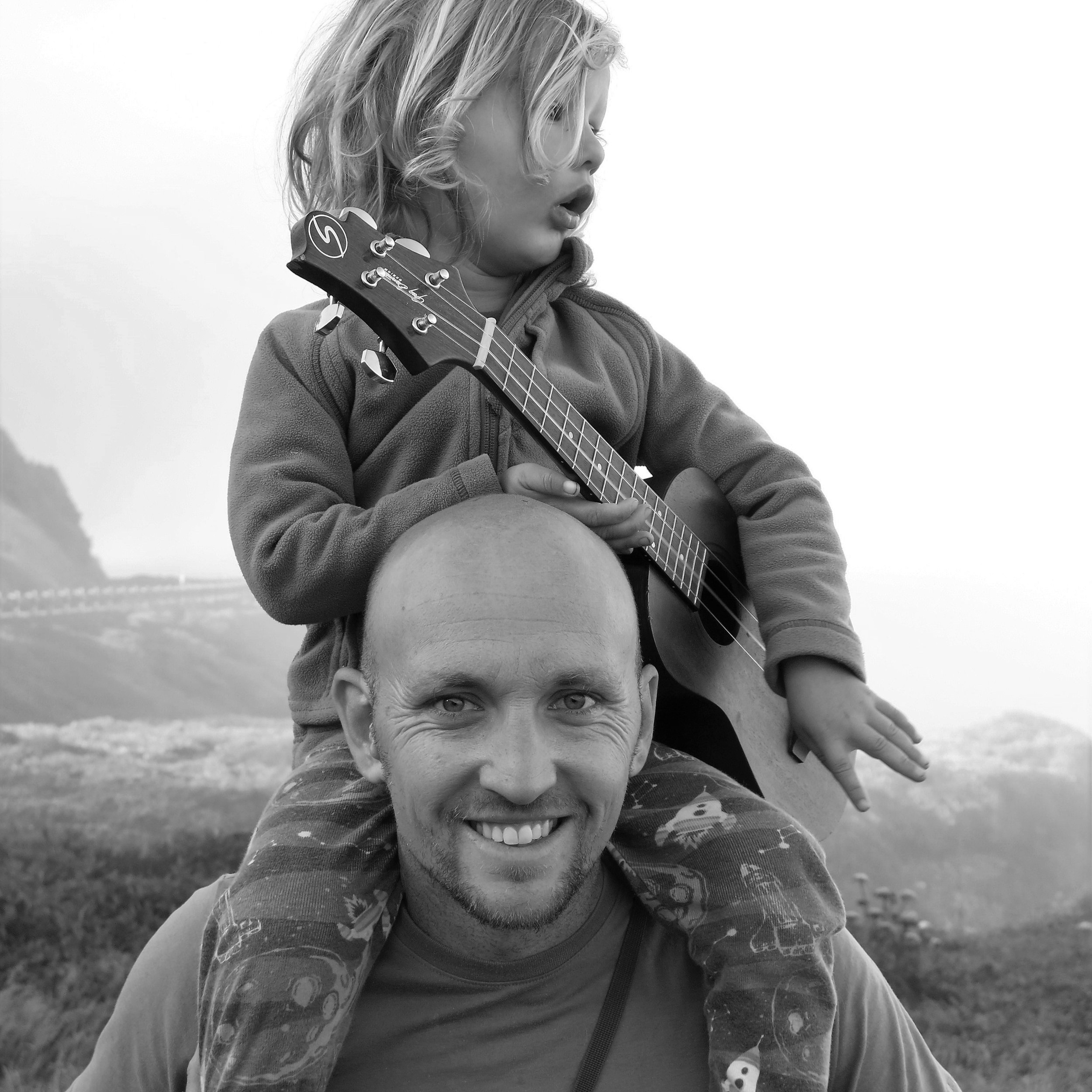 """Brent Swartz,  Public Health Nurse & Father of two.  """"I am a Public Health Nurse with King County working with homeless children and their families. In working with at risk children I have learned that strong parenting skills can insulate children from significant trauma and allows parents to find joy and self confidence in any situation.  I am most fascinated with infancy and early childhood, developing skills and training in infant mental health and positive discipline as the cornerstones of understanding how early childhood experiences shape people through the course of their lifetime. When not visiting families at shelters, encampments, or on the streets, my wife Annelisa, my 4 year old son Finnley, and my 2 year old daughter Hazel and I can be found hiking and camping in the mountains, or sailing in the San Juans on our small family sail boat."""""""
