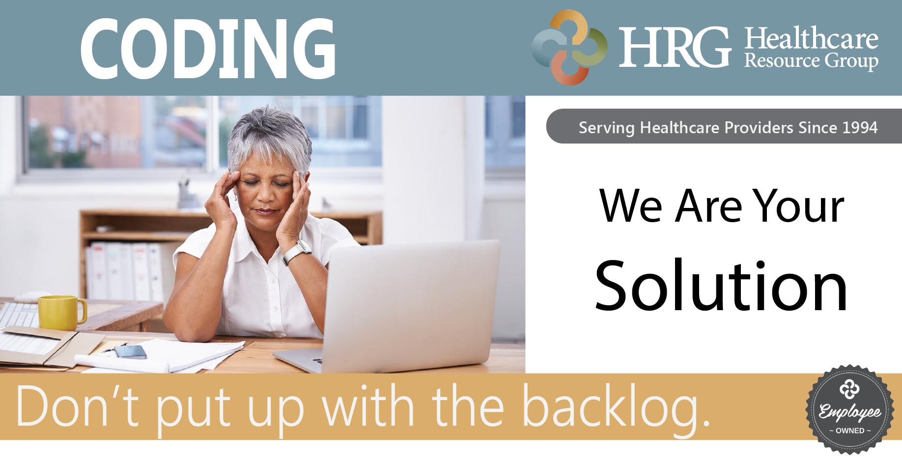 HIM Coding Backlog Solutions