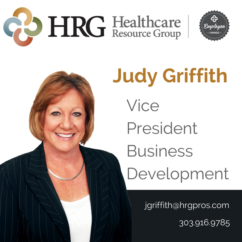 Click here to email Judy, HRG Revenue Cycle Service Specialist!
