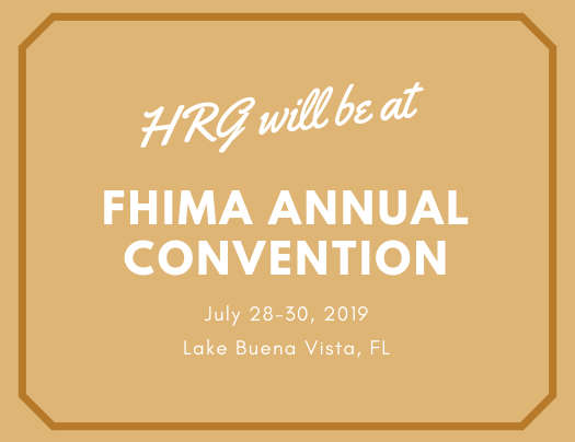 FHIMA Annual Convention | Healthcare Resource Group