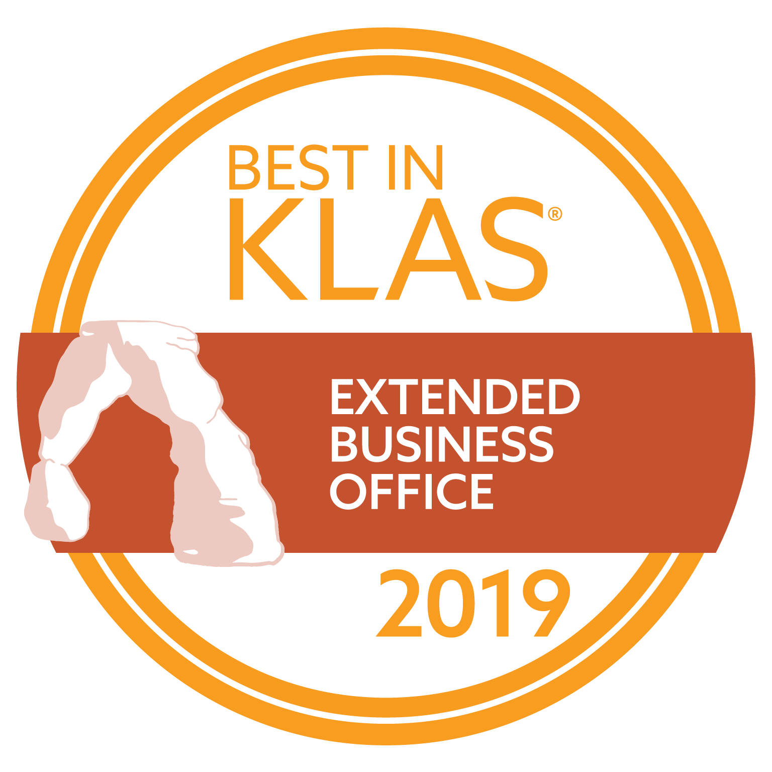 2019 Best in Klas Extended Business Office