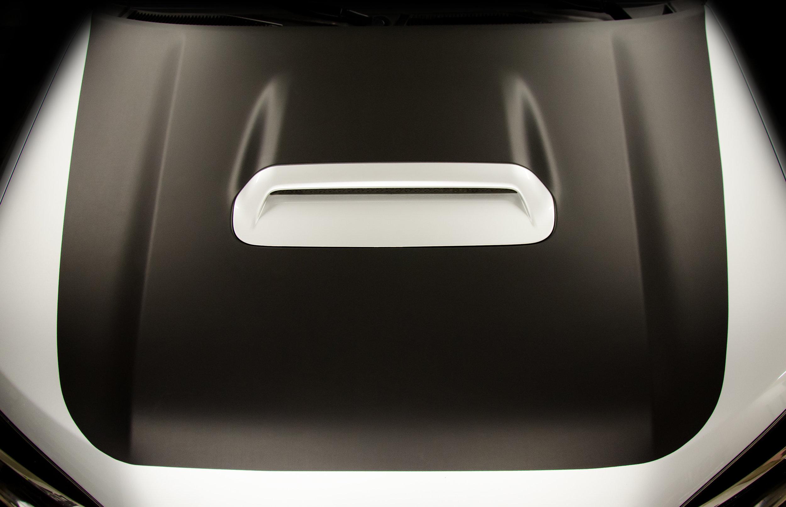 Avery Sw900 Matte black on a Toyota 4runner