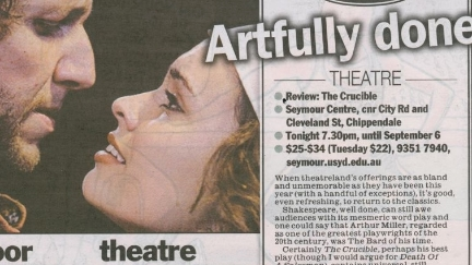 Daily Telegraph Review