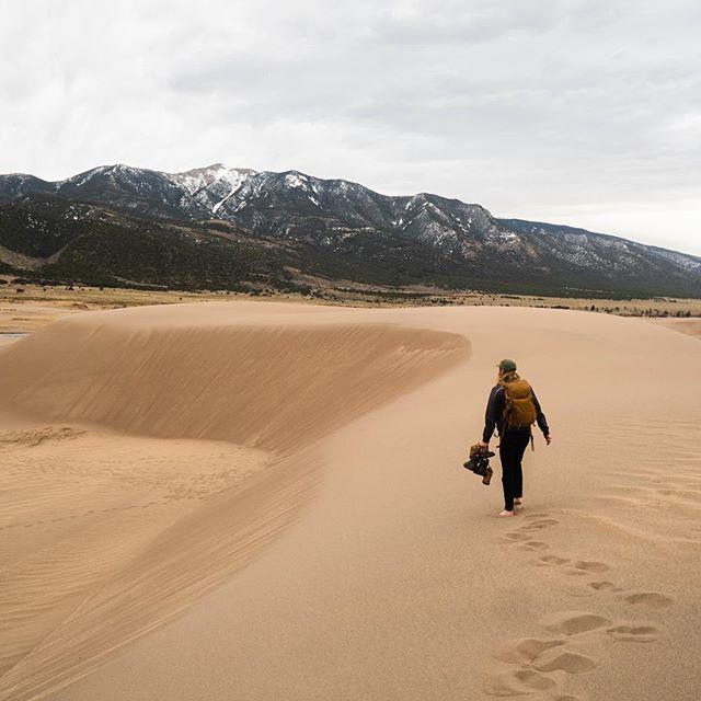 🏜Canyon Tour: The Great Sand Dunes  #greatsanddunes